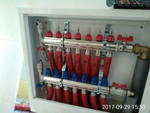 Instalacja wentylacji, ogrzewania i gazu, Gliwice